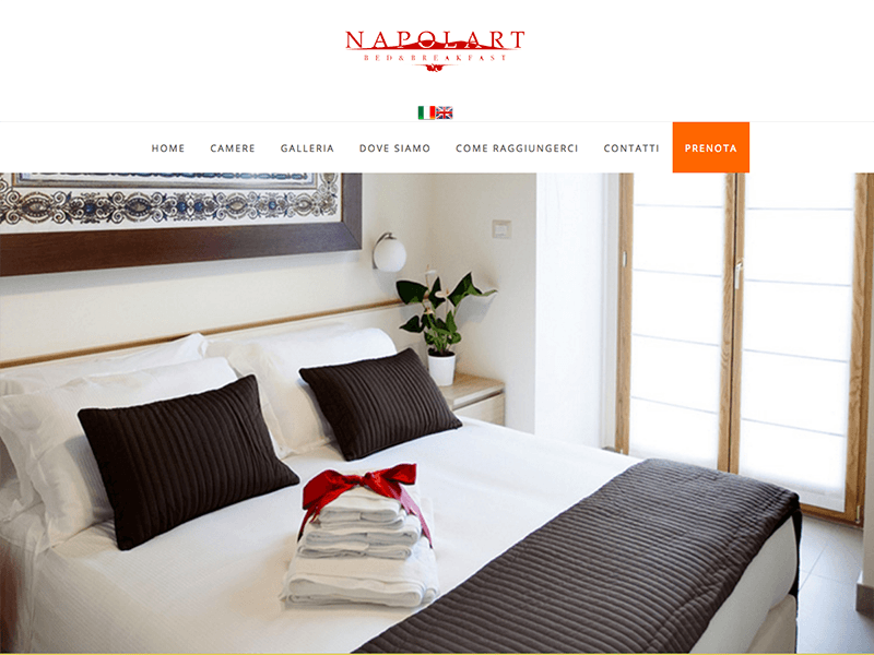 Napolart - Bed & Breakfast